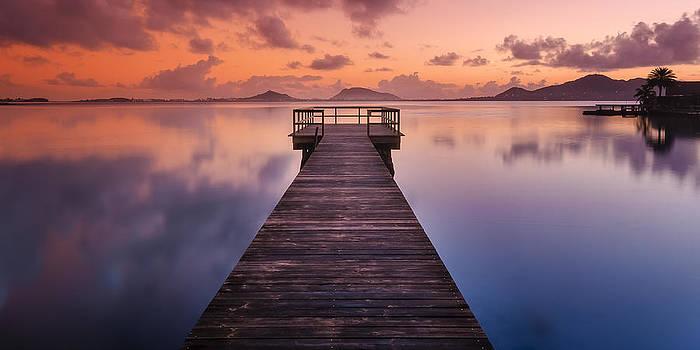 Kaneohe Morning by Hawaii  Fine Art Photography