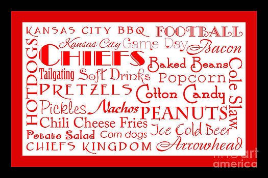 Andee Design - Kansas City Chiefs Game Day Food 2