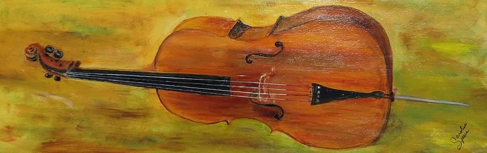 Karen's Cello by Carolyn Speer