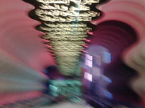 Karim Rashid Restaurant by Sueraya Shaheen