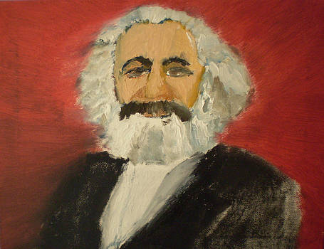 Karl Marx by Rob Spencer