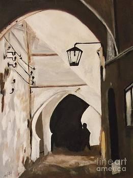 Kasba'h Larache Morocco by Harry Pity