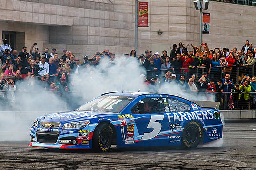 Kasey Kahne by James Marvin Phelps
