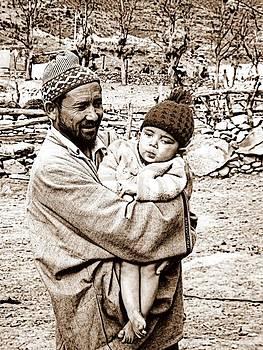 Kashmiri people by Yashu Agrawal