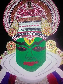 Kathakkali by Neha  Shah