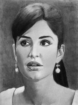 Katrina Kaif by Vishvesh Tadsare