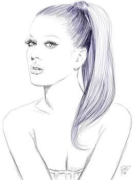 Katy Perry by Jason Longstreet