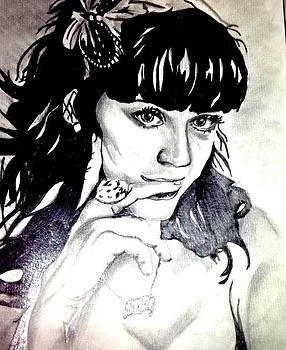 Katy Perry by Pauline Murphy