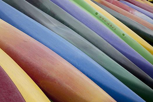 Kayak Rack by Billy Lewis