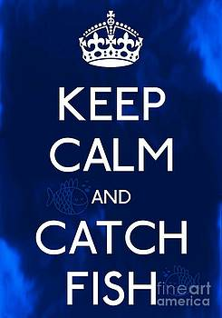 Daryl Macintyre - Keep Calm And Catch Fish