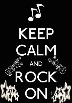 Daryl Macintyre - Keep Calm And Rock On