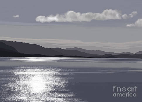 Kenmare Bay by Francis Leavey