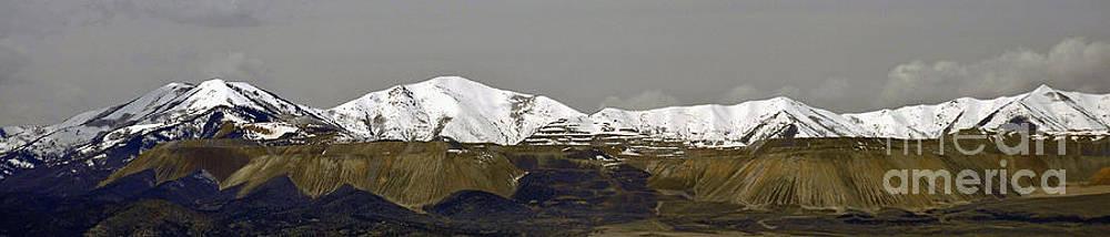 Kennecott Copper Mine  by Juls Adams