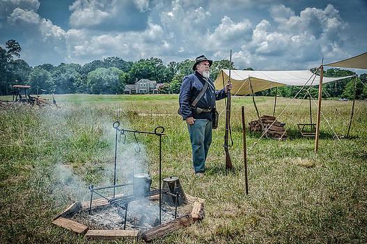 Kennesaw Battlefield by Oleg Koryagin