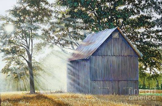 Kentucky Morning by Phillip  Powell