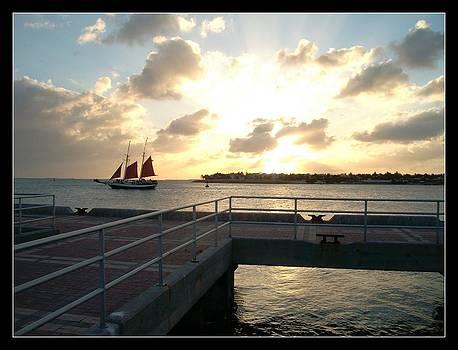 Key West by Bruce Kessler