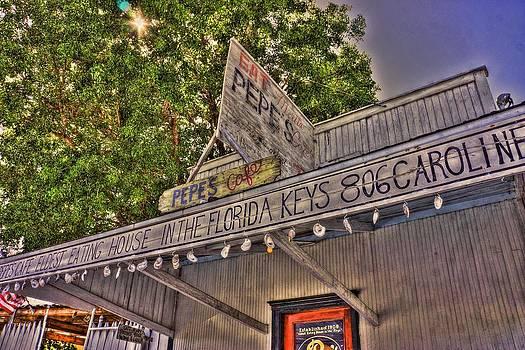 Key West Eatin by Joetta West