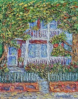 Key West House by Sloane Keats