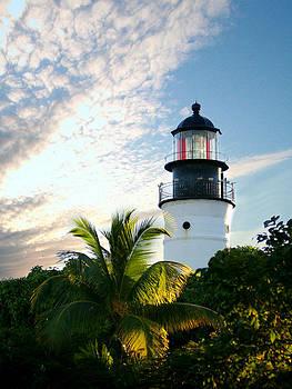 Key West Lighthouse by Ken Reardon