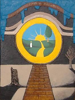 Keyhole by Steve  Hester