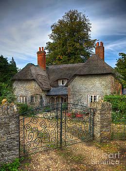 English Landscapes - Keys Lodge Cottage