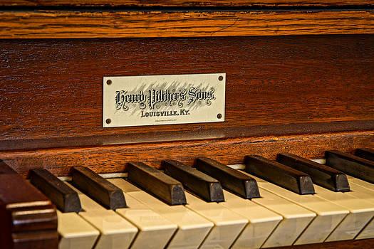 Keys To Heaven by Randy  Shellenbarger