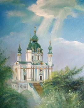 Kiev by Valeriya Temnenko