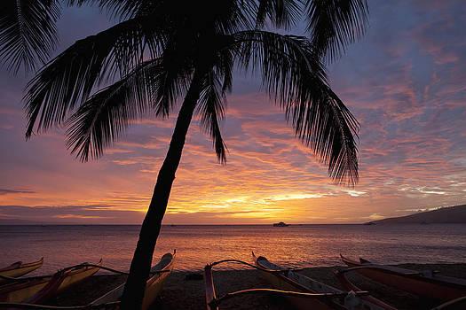 Kihei Sunset by David Olsen