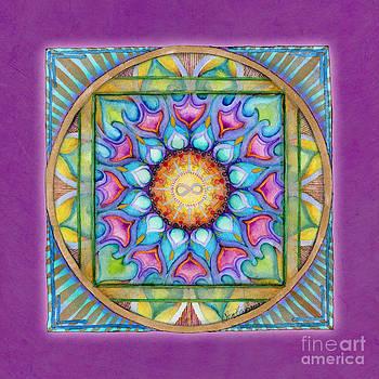 Kindness Mandala by Jo Thomas Blaine