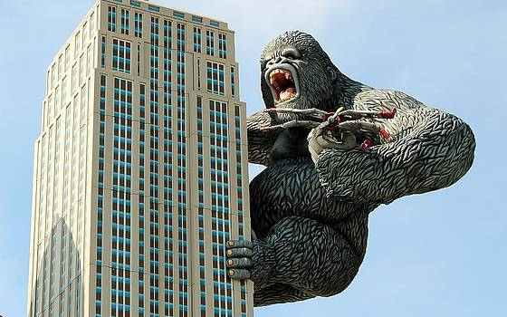 Paulette Thomas - King Kong