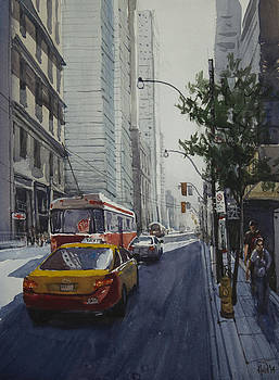 King Street 01 by Helal Uddin