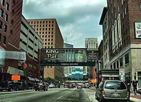 Julie Dant - King Tut in Indy