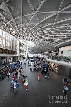 Svetlana Sewell - Kings Cross Station