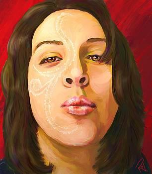 KIss Me by Rebecca Tabor