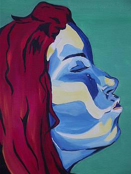 Kiss by Nicole Zoe Miller