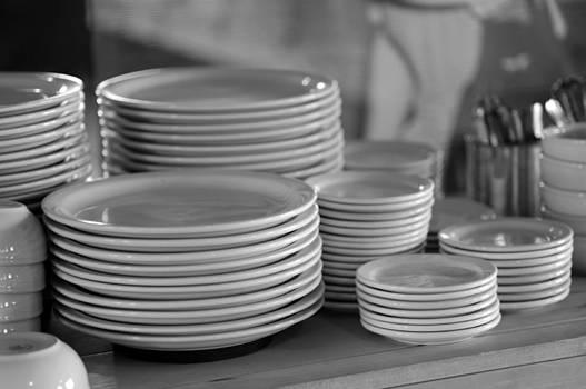 Harold E McCray - Kitchen - Ready to Serve
