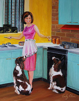 Kitchen Companions by Emily Olson