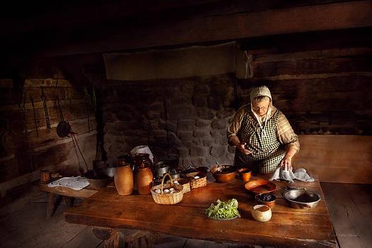 Mike Savad - Kitchen - Farm cooking