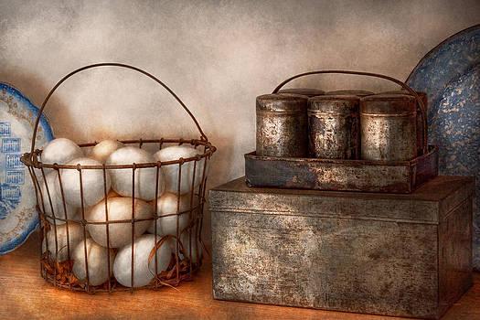 Mike Savad - Kitchen - Food - Eggs - Fresh this morning