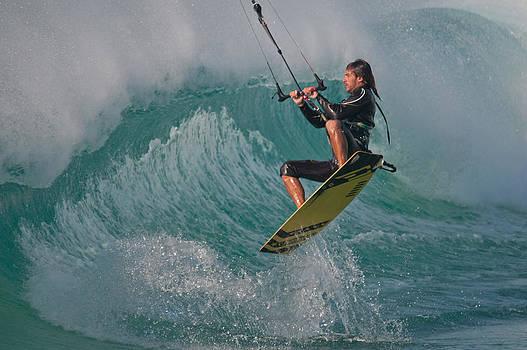 Kiting Los Lances by AJM Photography