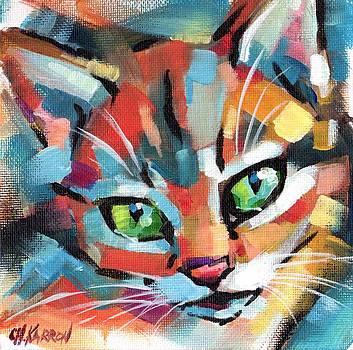 Kitten by Christine Karron