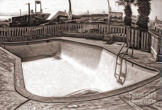 Gregory Dyer - Kiva Motel -  Empty Pool