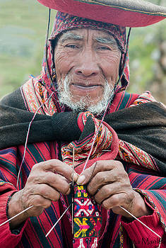 Knitting by Tina Manley