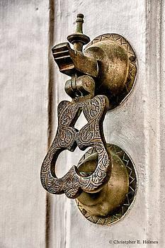 Christopher Holmes - Knock Knock