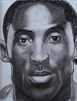 Kobe Bryant by Aaron Balderas