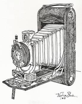 Kodak 3A Autographic by Ira Shander