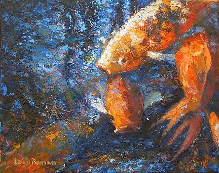 Koi by Lewis Bowman