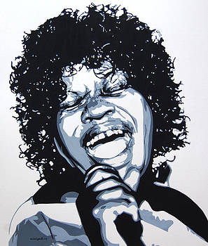 Koko Taylor by Nancy Mergybrower
