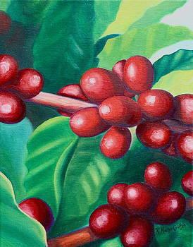 Kona Coffee by Kristine Mueller Griffith