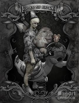 Gregory Dyer - Koo Koo the Bird Girl